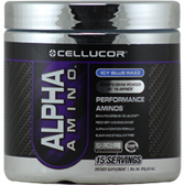 Cellucor-Alpha-Amino-Icy-Blue-Razz-15sv | Muscleintensity.com