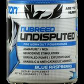 Nubreed-Nutrition-Undisputed-Blue-Raspberry-320-g | Muscleintensity.com