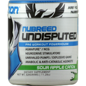 Nubreed-Nutrition-Undisputed-Sour-Apple-Candy-320-g | Muscleintensity.com