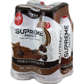 Supreme-Protein-High-Protein-Milkshake-Double-Chocolate-11-5oz-6 | Muscleintensity.com