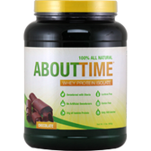 About-Time-Whey-Protein-Isolate-Chocolate-2lb | Muscleintensity.com