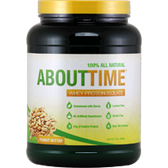 About-Time-Whey-Protein-Isolate-Peanut-Butter-2lb | Muscleintensity.com