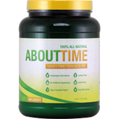 About-Time-Whey-Protein-Isolate-Unflavored-2lb | Muscleintensity.com