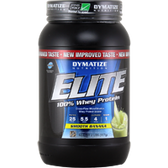Dymatize Nutrition Elite Whey Protein Smooth Banana 2.05 lbs