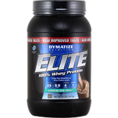 Dymatize Nutrition Elite Whey Protein Chocolate Mint 2.07 lbs