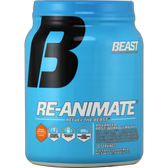 Beast Sports Nutrition Reanimate Orange Creamsicle 30 svg | Muscleintensity.com
