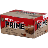 Met-Rx Prime Bar Chocolate Brownie 6ct | Muscleintensity.com