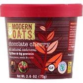 Modern Oats Chocolate Cherry Oatmeal 12 ct | Muscleintensity.com