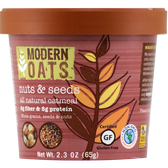 Modern Oats Nuts & Seeds Oatmeal 12 ct | Muscleintensity.com