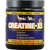 Ronnie Coleman Signature Series Creatine-XS Unflavored 60 svg | Muscleintensity.com
