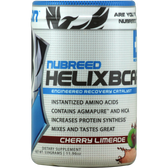 Nubreed Nutrition Helix BCAA Cherry Limeade 393 g | Muscleintensity.com