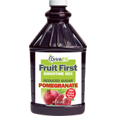 DrinkFit #4 Pomegranate Smoothie Mix 1/2 Gallon Bottle | Muscleintensity.com