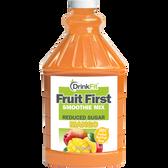 DrinkFit #8 Mango Smoothie Mix 1/2 Gallon Bottle   Muscleintensity.com