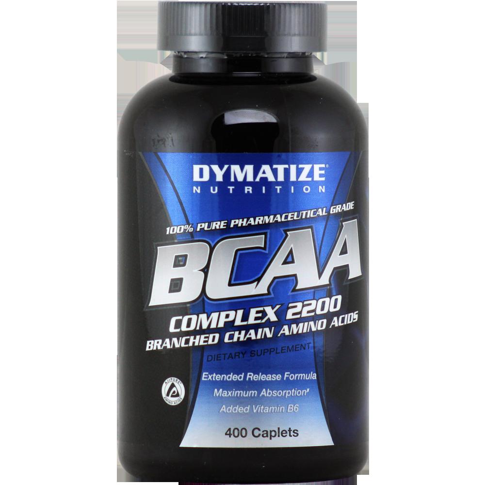 Dymatize Nutrition BCAA Complex 2200 400 ct  c458b880a76