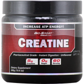 Bio-Sport USA Creatine Powder 300 g 60 svg | Muscleintensity.com