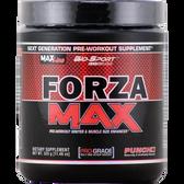 Bio-Sport USA Forza Max Fruit Punch 25 svg | Muscleintensity.com
