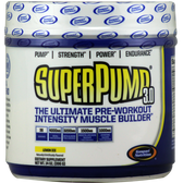 Gaspari Nutrition SuperPump 3.0 Lemon 36 svg | Muscleintensity.com