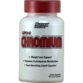 Nutrex Chromium 100 ct | Muscleintensity.com