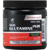 Betancourt Glutamine Plus Green Apple 8 svg | Muscleintensity.com