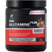 Betancourt Glutamine Plus Strawberry Kiwi 30 svg | Muscleintensity.com