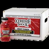 ANSI Xtreme Shock Fruit Punch 12 oz 12 ct | Muscleintensity.com