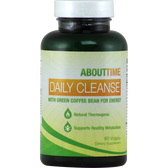 About Time Cleanse + Energy 60 ct | Muscleintensity.com