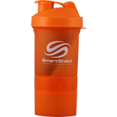 SmartShake V2 Neon Orange Shaker 600 mL 20 oz | Muscleintensity.com