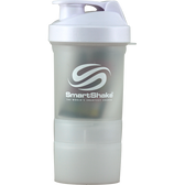 SmartShake V2 Neon White Shaker 600 mL 20 oz | Muscleintensity.com