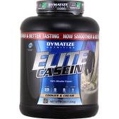Dymatize Nutrition Elite Casein Cookies N Cream 4 lbs | Muscleintensity.com