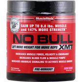 MuscleMeds NO Bull XMT Fruit Punch 240 g | Muscleintensity.com