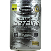 MuscleTech Essential Series Platinum 100% Betaine 168 ct | Muscleintensity.com