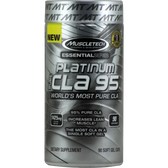 MuscleTech Essential Series Pure Platinum Ultra Pure CLA 95 90 ct | Muscleintensity.com