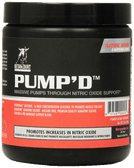 Betancourt Nutrition PumpD Strawberry Kiwi 30 svg | Muscleintensity.com