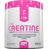 FitMiss by MusclePharm Creatine Unflavored 30 svg | Muscleintensity.com
