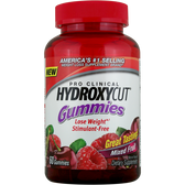 MuscleTech Hydroxycut Gummies Mixed Fruit 60 ct | Muscleintensity.com