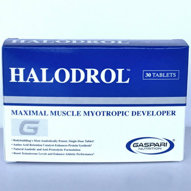Gaspari Nutrition - Halodrol 2016 - Muscleintensity.com