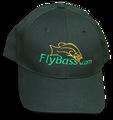 FlyBass Premium Fishing Hat   Partially Structured