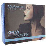 Salerm Gray Cover Vials 12 x 0.17 oz