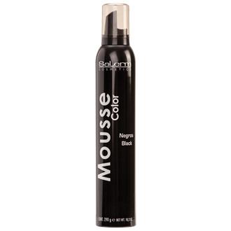 Salerm Color Mousse Black