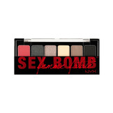 NYX The Sex Bomb Femme Fatale Shadow Palette