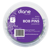 Diane Bob Pins 300 Pack D452 Black