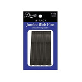 Diane Jumbo Bob Pins 18 Pack Black D456