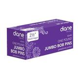 "Diane 2 1/2"" Jumbo Bob Pins 1 Pound D492"
