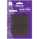 "Diane 3"" Hair Pins with Ball Tips 32 Pack D473"
