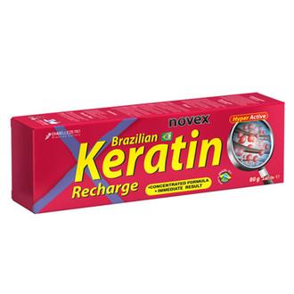 Embelleze Novex Keratin Recharge Leave In Conditioner 2.8 oz