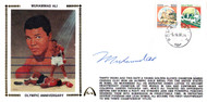 Muhammad Ali Autographed First Day Cover Vintage PSA/DNA #E34618