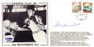 Muhammad Ali Autographed First Day Cover Vintage PSA/DNA #E35043