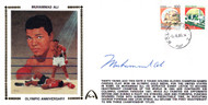 Muhammad Ali Autographed First Day Cover Vintage PSA/DNA #H58747