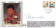 Muhammad Ali Autographed First Day Cover Vintage PSA/DNA #I01291