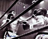 Muhammad Ali Autographed 8x10 Photo Vintage PSA/DNA #AB04633